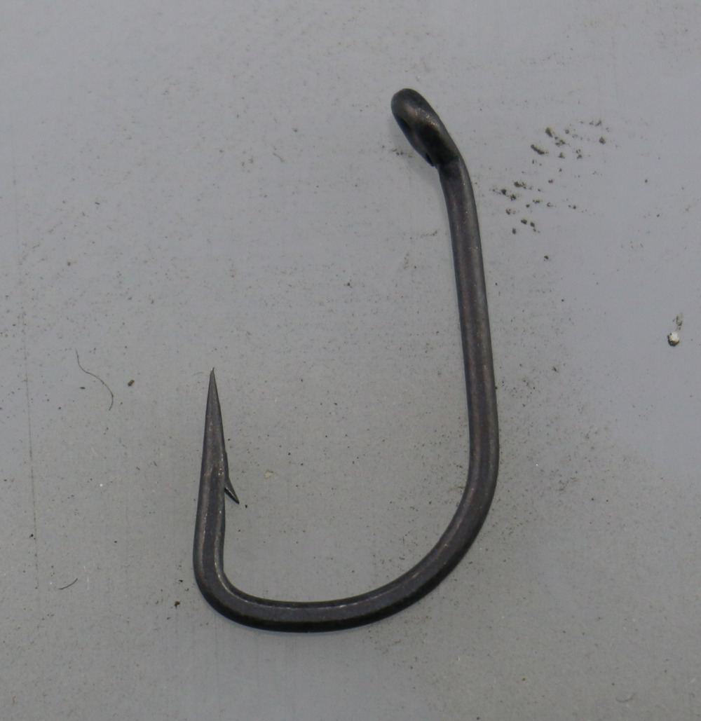 100 x wide gape hook with straight point for carp fishing for Micro fishing hooks