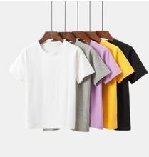 2018 весна лето новая футболка женская футболка D-1