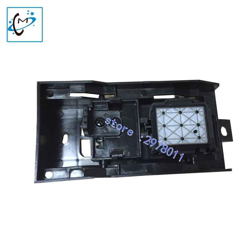 hot sale dx5 head sheet capping station assembly cap top assembly spare part for yongli aifa X-roland inkjet printer machine hot sale single dx5 ink pump assembly for flora versacamm leopard large format printer machine