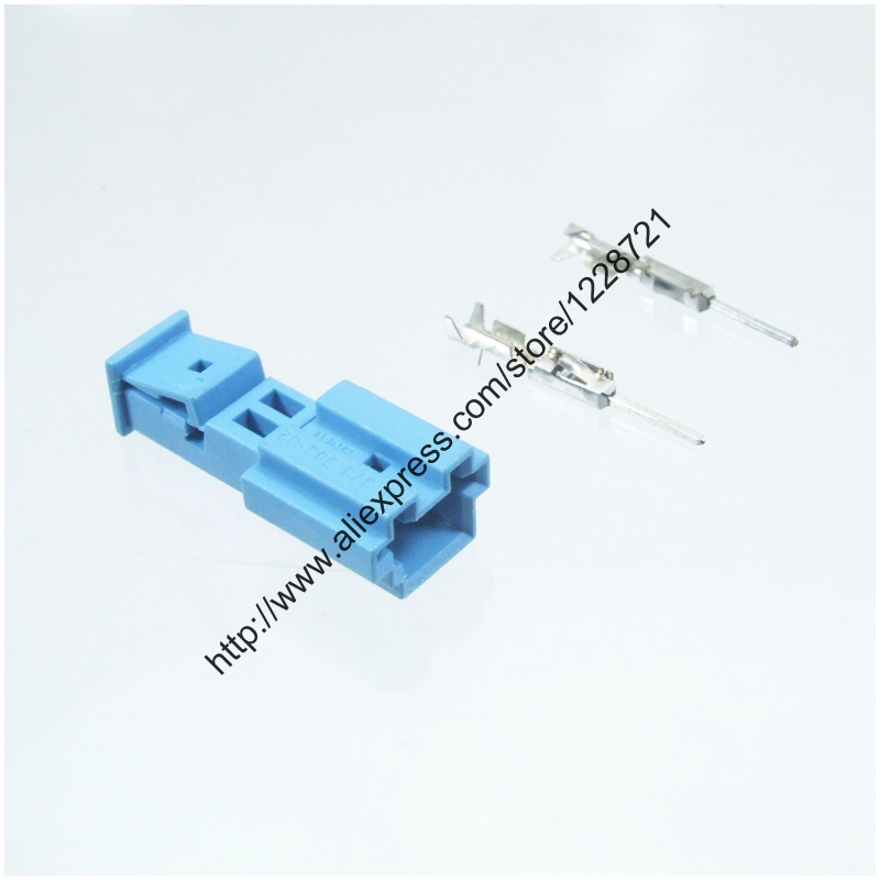 Marvelous 10Pcs 9 1452577 1A Wiring Cable Plug Terminal Connector 2 Pole Wiring Cloud Pimpapsuggs Outletorg