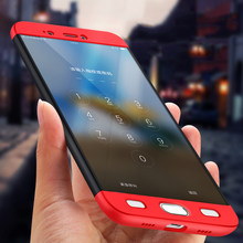 Чехол GKK Xiaomi Mi5S Mi5 Mi6, модный защитный чехол на 360 градусов для Xiaomi Mi5 Mi 5 Mi 5s Mi 6, матовый чехол для телефона, сумки и чехлы