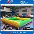 5 х 5 м infltable бассейн/0.6 мм ПВХ брезент бассейн для арендного бизнеса