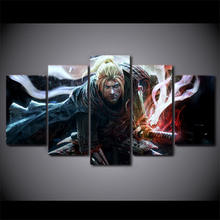 5 pieces / set of Movie Poster Series wall art for decorating home Decorative painting on canvas framed/FREE ART-Five-38