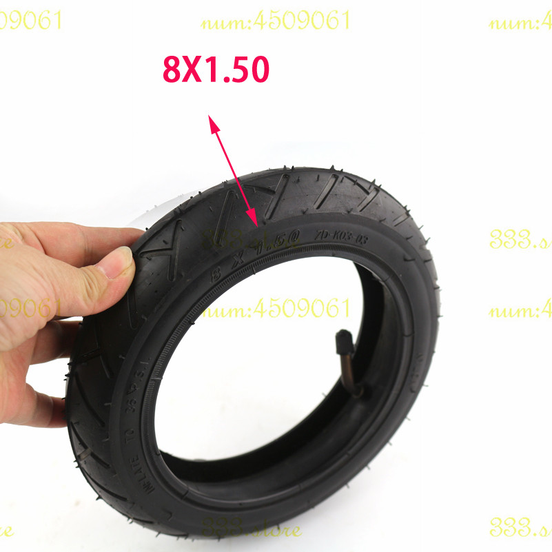 Motorcycle Accessories & Parts Wheels & Rims Good 4pcs 6x1 1/2 6x1.5 Electric Scooter Wheel Chair Truck Tyre Mini Electric Scooter Tires 6 Inch Pneumatic Inner Tube Tyre Big Clearance Sale