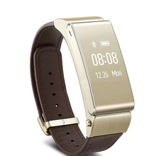 2016 neue Heiße Smartband K2 Smart Armband Armband Bluetooth Headset Dual-modus Schlaf-monitor Smartwatch Band Phone Kamerad Miband 2