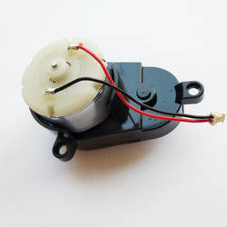 Сбоку кисточки Двигатель Для Ecovacs DEEBOT N79S DEEBOT N79 Робот Запчасти пылесоса Замена