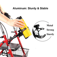 Drinks Cup Bottle Can Holder Bicycle Mount Cup Holder Stand Baby Stroller Bottle Holder Infant Stroller Bicycle Carriage Cart baby stroller bike bicycle handlebar water bottle cup holder mount cage pvc multi function cup holder bicycle accessories
