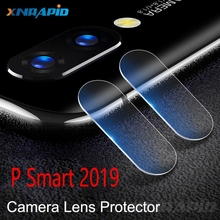 for Huawei Psmart 2019 rear camera lens toughened glass plus secretion protection cover on thin film