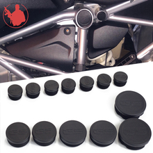 frame hole caps decor cover protector kit for bmw r1200 r nine t 2014 2015 2016 motorcycle accessories parts 13PCS Plastic Motorcycle Frame Hole Cover Caps Plug Decor For BMW R1200GS R 1200GS R 1200 GS Adventure ADV 2013 2014 2015 2016