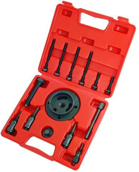 Top Quality 14Pc in one set Diesel Engine timing/locking tool for Land R-over Double Camshaft Timing tool Twin Cam Locking tool 7380 fan7380 sop 8