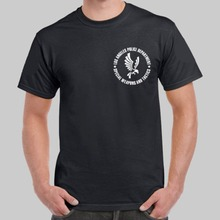 T-Shirt Design-Your-Own-T-Shirt Police Lapd Swat Short-Sleeve Black New-Fashion Los Angeles