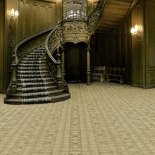 Виниловые тканевые фоны для фотосъемки с изображением замка лестницы для свадебной сцены фотостудии Портретные фоны