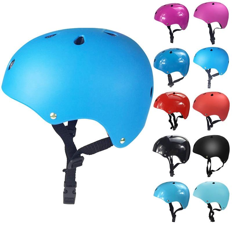 LumiParty BMX Bike Skate Multi-Sport Helmet Cycling Bicycle Crash Helmets, MTB Helmet,Safety Helmet,2 Sizes for Adult Kids