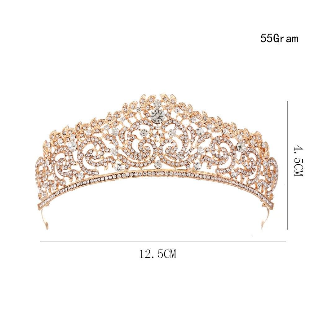 Romántica pessego coracao de strass joia de cristal ¿cabelo da tiara da coroa elegante FIESTA de casamento da novia de luxo bem