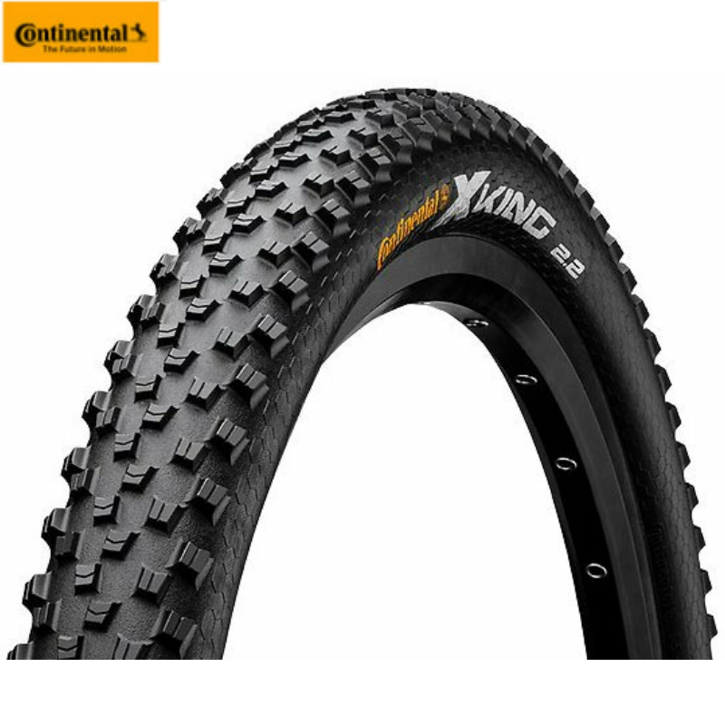 CONTINENTAL MTB Bicycle X-KING Folding Tire 26x2.0 <font><b>26x2.2</b></font> Mountain Bike Tire +Freeshipping image