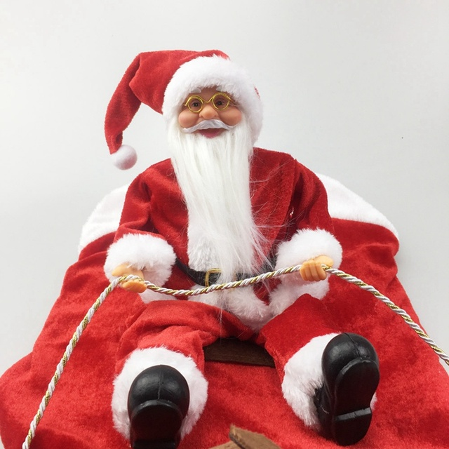 Funny Santa Dog Costumes  5