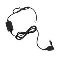 전원 공급 장치 소켓 USB 변환기 전화 GPS 오토바이 USB 소켓 USB 포트 오토바이 핸들 바 충전기 DC 5V 2A 어댑터
