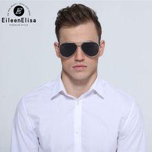 Mens Retro Oval Sunglasses Vintage Luxury Designer Alloy Sunglasses EE Retro Vintage Men Sunglasses