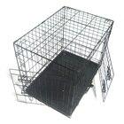 Tenozek Wire Fence Pet Dog Cat Folding Exercise Yard Pet Play Pen Kennel Cage Indoor & Outdoor Metal Playpen -US stock