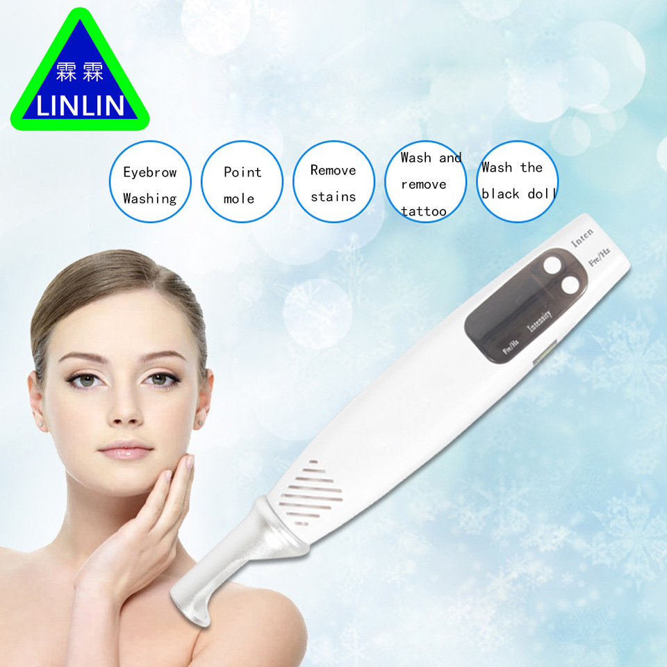 LINLIN Picosecond laser High grade spot cleaning tool Remove the meat nevus Get rid of old