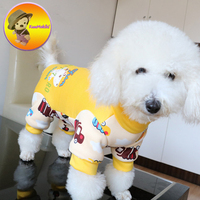 Belly cover warm winter dogs Bichon clothing Pet Overalls Clothes Dog Jumpsuit Pants Apparel Cat Bib Suspenders panty trousers