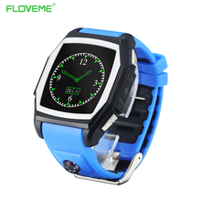 FLOVEME C5 Smart Watch For IOS Android Passometer Fitness Tracker Message Reminder Wearable Devices Multi functional