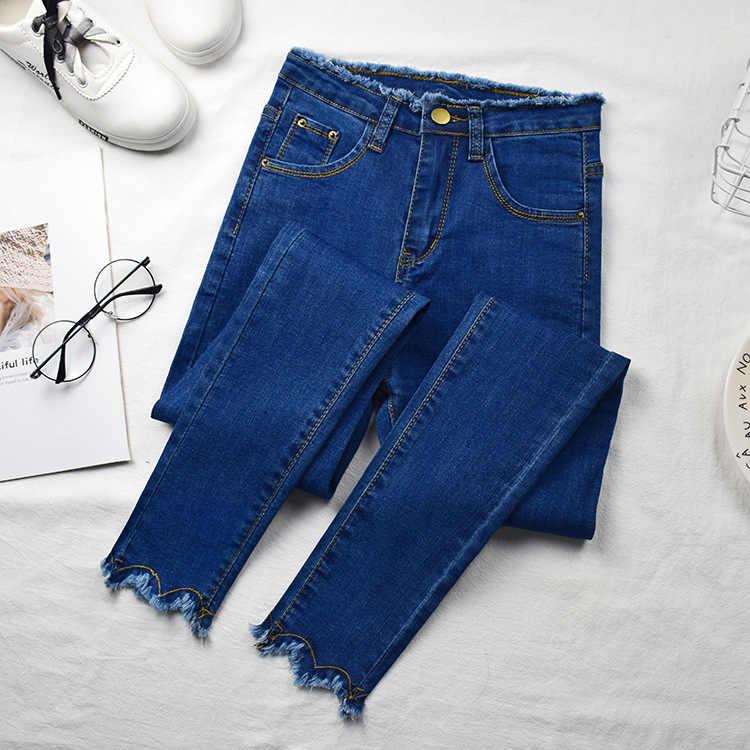 Graduado Parrilla Picotear Jeans Tobilleros Mujer Katura Guide Com
