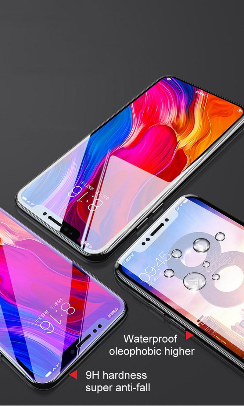 6D en vidrio para Xiaomi 10