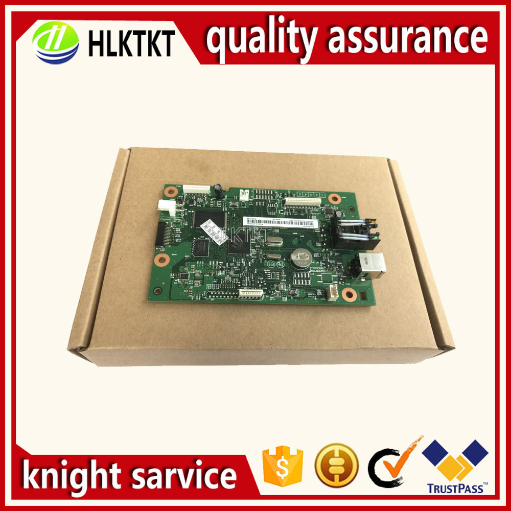 CZ183-60001 CZ181-60001 Formatter Board for HP M127FW M128FW M127 M128 127FW 128 logic Main Board MainBoard mother board free shipping formatter board for hp laserjet pro mfp m127fn m128fn m127fw m128fw cz181 60001 cz183 60001 print part on sale