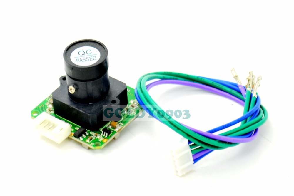 LS JPEG Color Camera Serial UART Interface (TTL level) LS-Y201-TTL ttl turn rs485 module 485 to serial uart level mutual conversion hardware automatic flow control