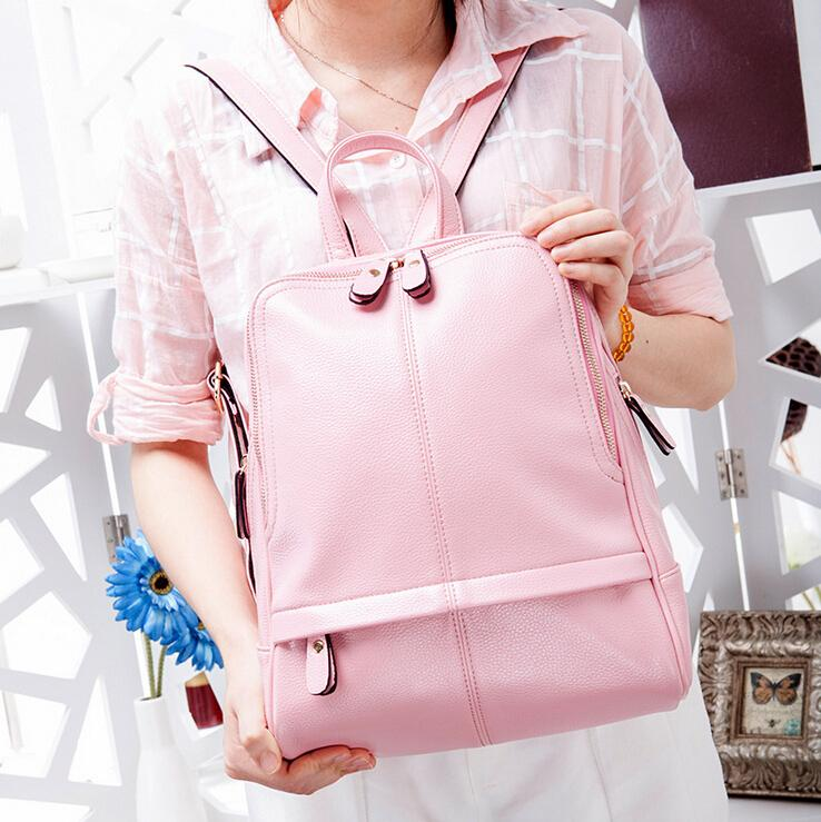 casual famous candy color preppy style bags high quality new kids fashion small women travel sport student school backpacks Q5