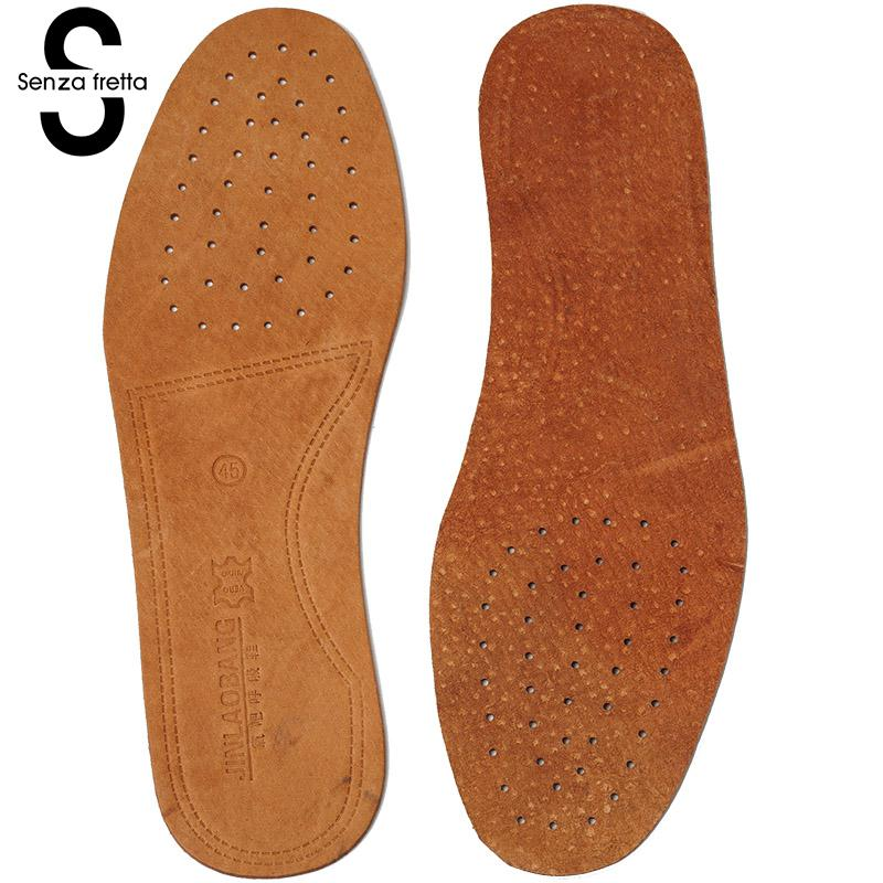 Senza Fretta Ultra Thin Breathable Insoles Absorb Sweat Deodorant Cushion Replacement Inner Shoes Insole Pads LDD0546 ultra thin cotton flock shoes pads stickers beige 10 pcs