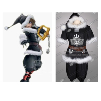 2016 Kingdom Hearts Sora Cosplay Costume Custom Made