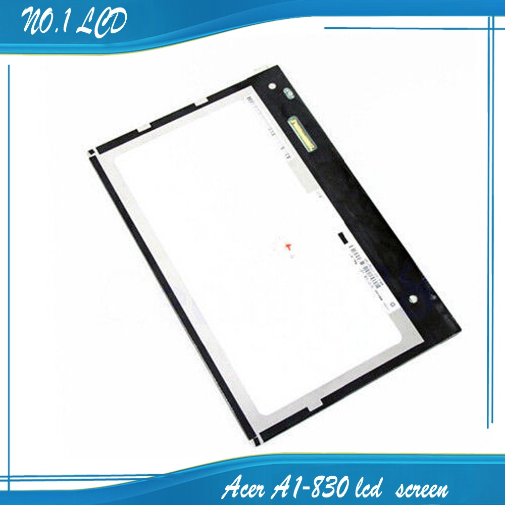 For 10.1 Acer Iconia Tab A3-A10 A3-A11 Tablet LCD Display free tools replacement