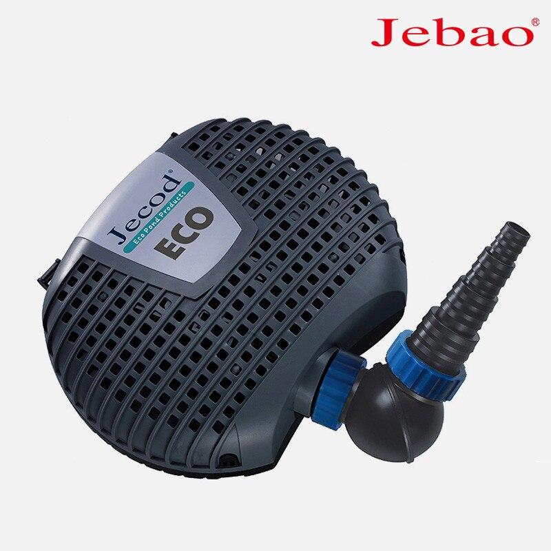 85 W 12000L/h Jecod/Jebao XOE 12000 zatapialna ECO staw/oczko wodne pompa filtrująca częstotliwości akwarium pompa wody do rybki Koi W dynamicznym wodospad w Filtry i akcesoria od Dom i ogród na  Grupa 1