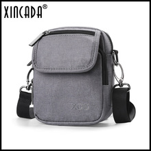 XINCADA Mens Summer Ingenious Sling Phone Bag Multifunction Water Resistant Sumka Sports Belt for Running Messenger Clutch