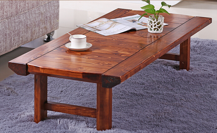 foldable legs japanese antique low table rectangle cheap asian furniture