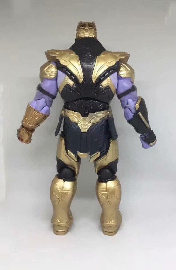 Boneco Thanos vingadores realista