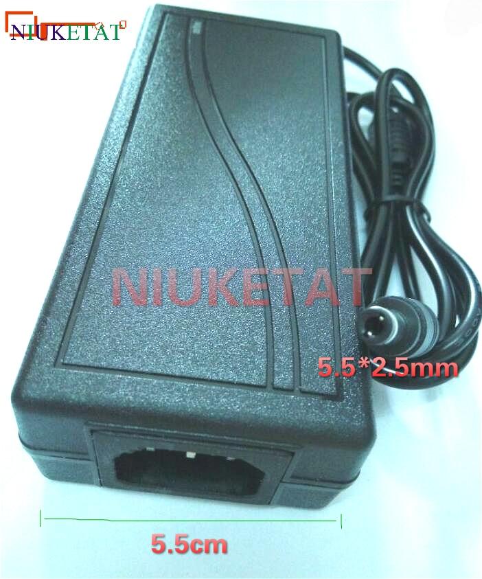 LX1205 12V5A LED жетегі AC 100V-240V 12V 5A 60W жарық - Жарықтандыру керек-жарақтары - фото 6