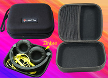 V-MOTA PXC headset Carry case box For Urbanears Plattan ADV Wireless/Zinken/Plattan 2.0 and ATH-XS7 and Logitech H555 headphone стоимость