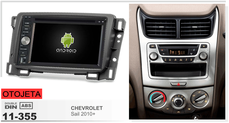 Frame+android 6.0 car dvd player for Chevrolet Sail 2010+ multimedia gps stereo navigation autoradio tape recorder head units