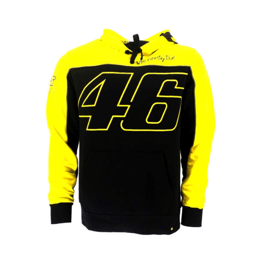 ФОТО Free shipping 1pcs Men's Valentino Rossi MOTO GP VR 46 Motorcycle Racing Hoodies Bike Suit