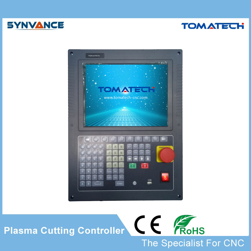 2 axis SF2300S CNC Oxygen flame Plasma Cutting machine controller for CNC gantry machinery
