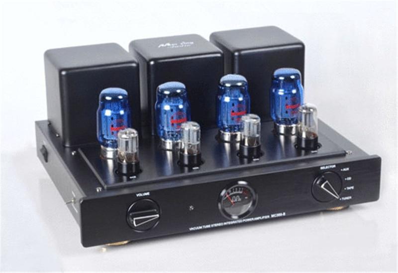Meixing NEW MC368-B Vacuum Tube Integrated Amplifier KT88*4 Class AB1 push-pull Power Amplifier 35W*2(TR)/50W*2(UL) 110V/220V