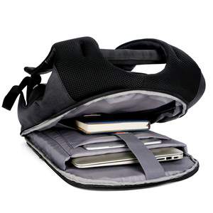 Image 5 - Business mannen Rugzak USB Opladen Anti Diefstal 15.6 Inch Laptop Rugzak Mannelijke Grote Capaciteit College Schooltassen Reizen bagpack