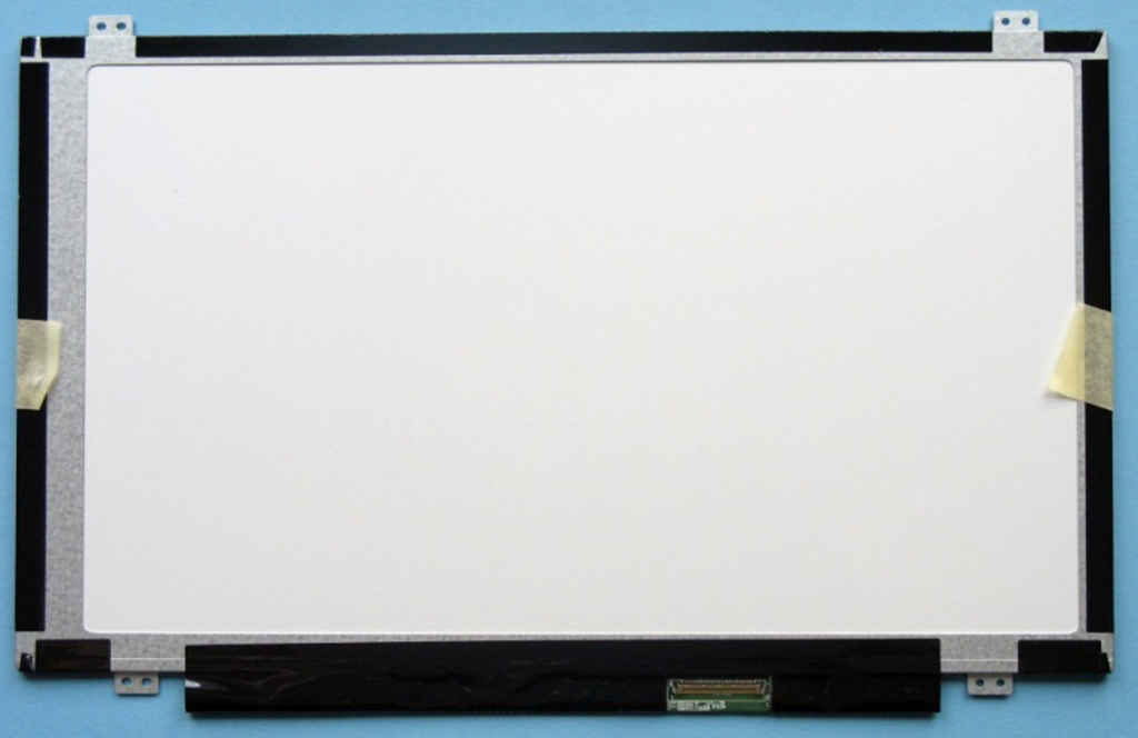 Quying Laptop Screen Compatible LP140WH2 TLA1 TLA2 N140BGE L41 L42 N140B6 L06 LTN140AT20 W01 LTN140AT08 S01 B140XW02 V1 V2 lp140wh2 tlsa fit lp140wh2 tlp1 tlq1 tls1 tlm2 tln1 tln2 ltn140at20 led lvds 1366x768 14 0 inch slim laptop lcd screen 40 pin