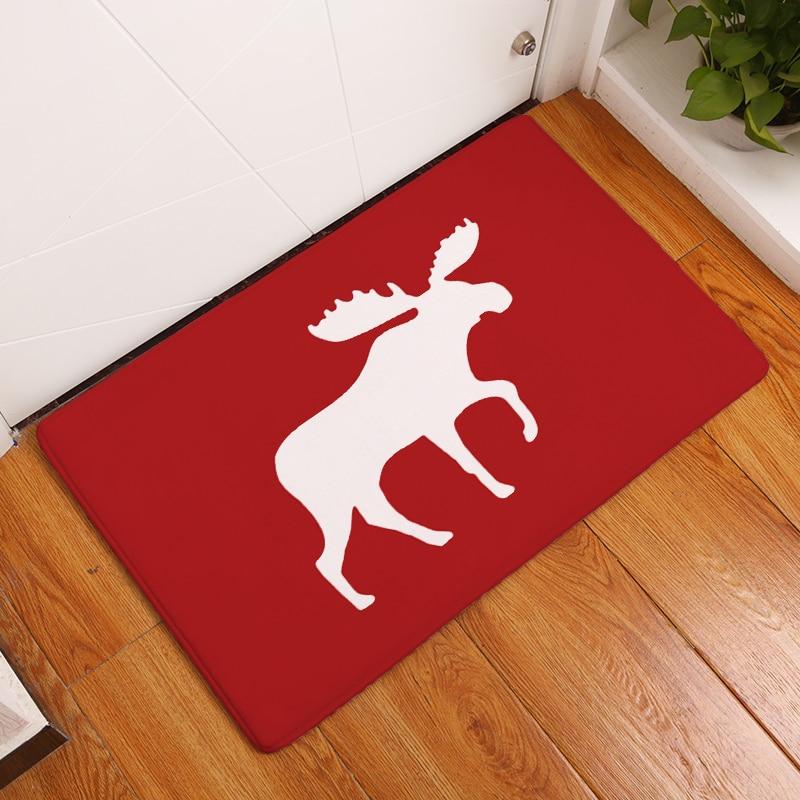 Nuevas alfombras antideslizantes Alfombrillas con estampado de - Textiles para el hogar