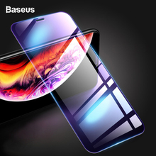 Baseus 0.3mm Screen Protector For iPhone X Xs Max XR Tempere