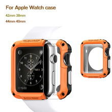 SGP Protector case cover for Apple Watch 4 44/40mm compatible for iwatch series 3/2/1 42/38mm men & women watches Anti-fall case все цены