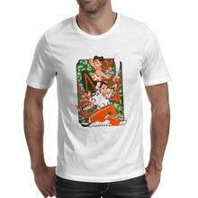 цена на Chun Li Twins T-shirt Casual Design Creative T Shirt Print Brand Skate Women Men Top